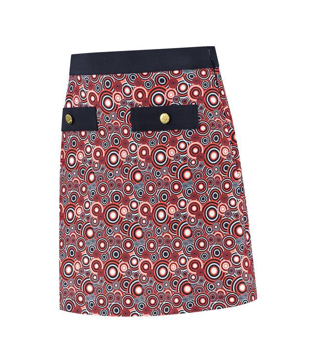 PAR69 Bucci skirt Retro print