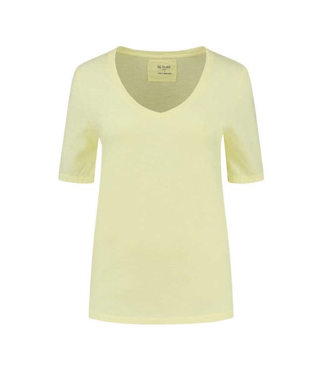 Be Pure Zoë t-shirt vanilla