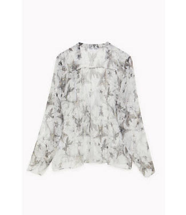 Patrizia Pepe Shirt white constell