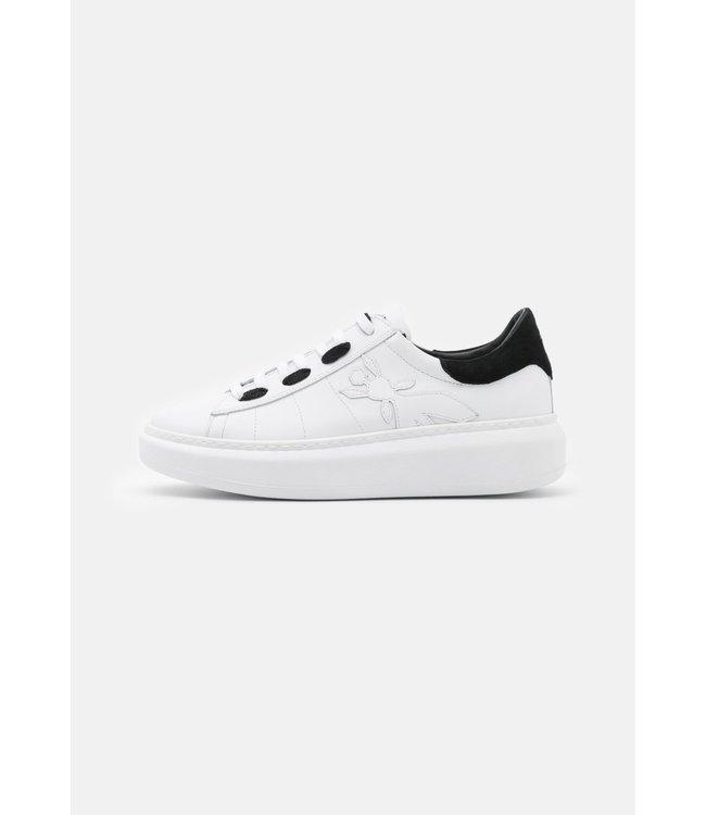 Patrizia Pepe Sneakers white/black