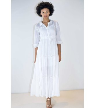 Dream Catcher Long dress white