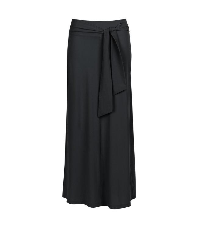 No Man's Land Skirt slate