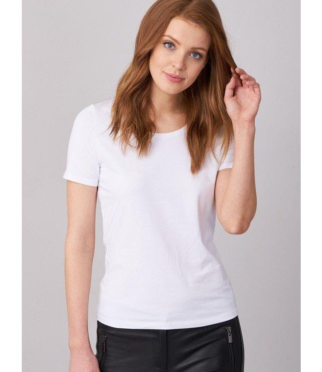 REPEAT cashmere Shirt white