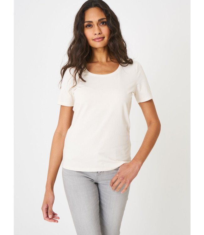 REPEAT cashmere Shirt ivory