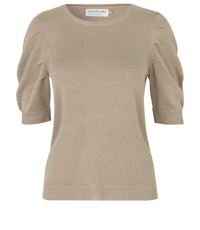 Rosemunde Pullover sand shimmer