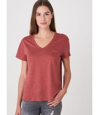 REPEAT cashmere Shirt cinnamon
