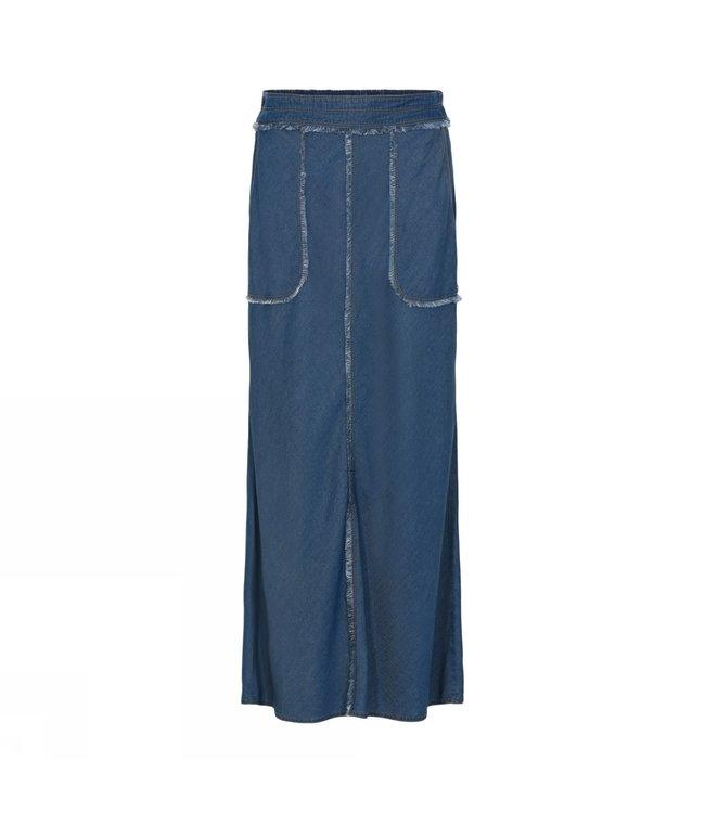 Gustav Elly skirt ink blue