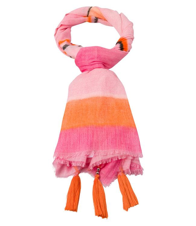 Marc Aurel Shawl pink
