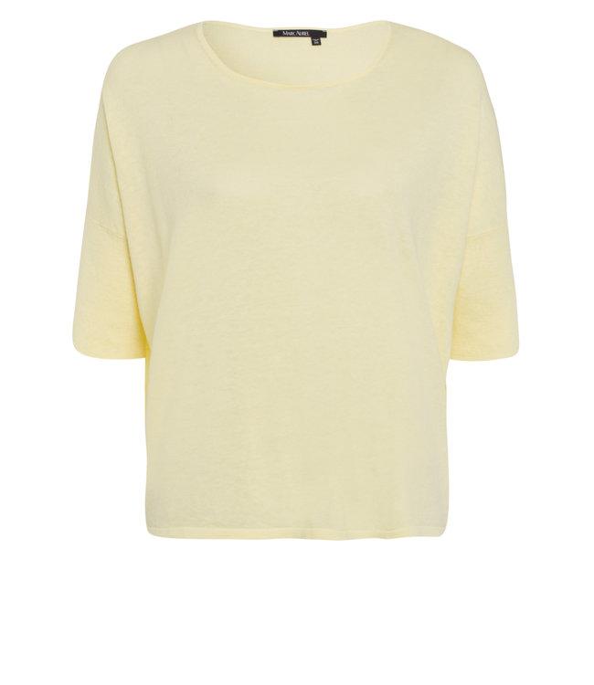 Marc Aurel Top yellow