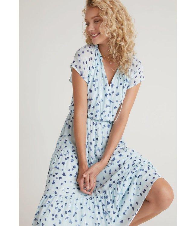 Bella Dahl Maxi Dress Seaspray