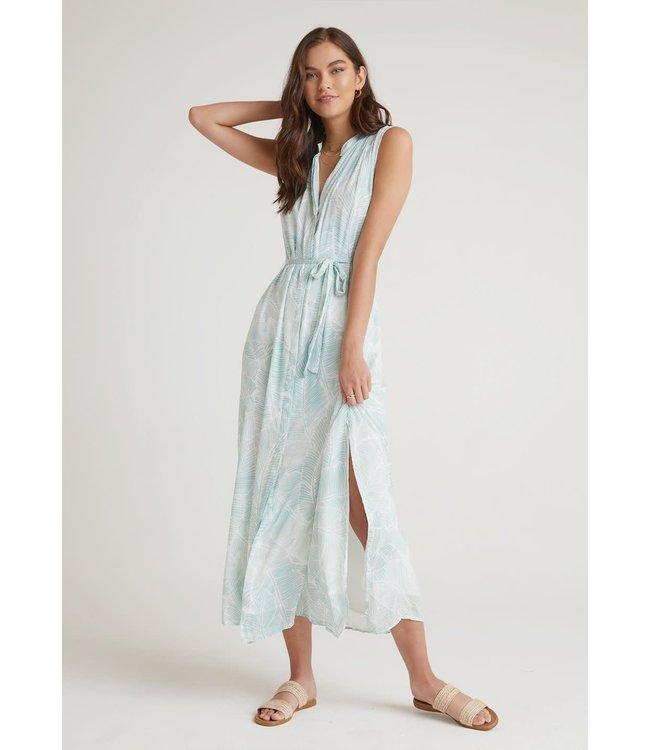 Bella Dahl Maxi Dress Havana Olive