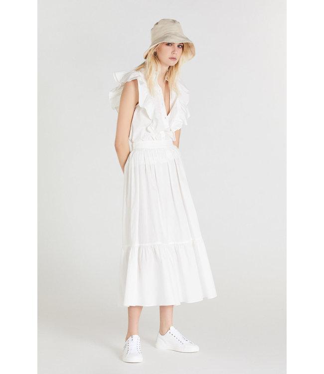 Patrizia Pepe Skirt bianco