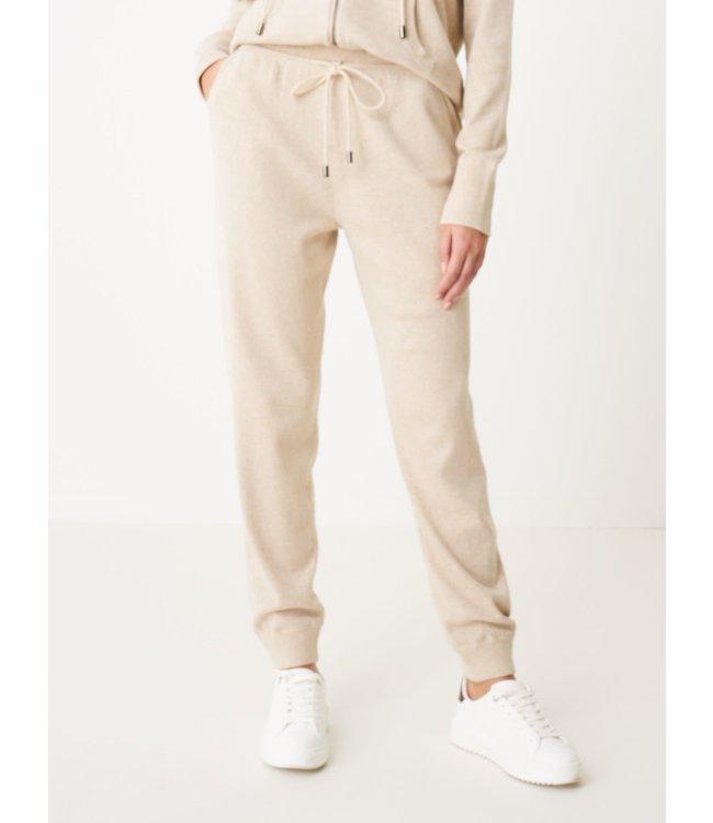 REPEAT cashmere Pants beige
