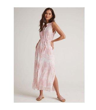 Bella Dahl Maxi Dress Coral Quartz