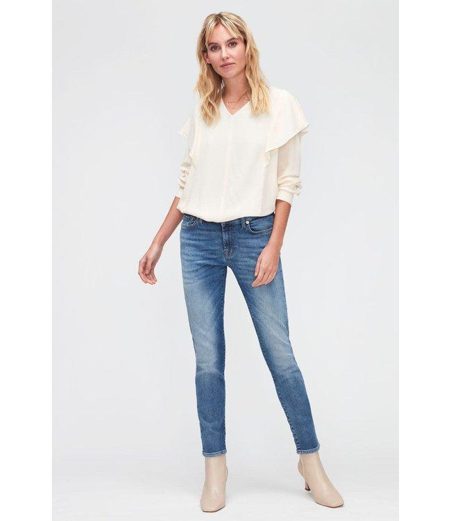 7 For All Mankind PYPER crop slim jeans
