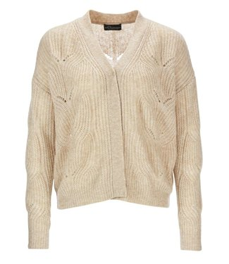 Princess goes Hollywood Cardigan frosted almond