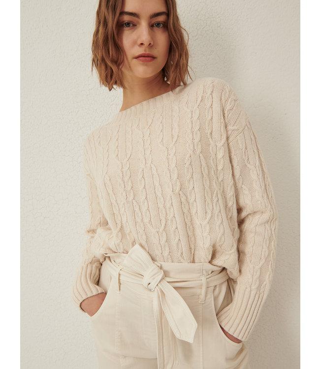 Marella Sweater Chianti cream