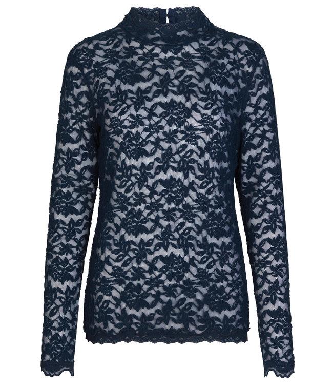 Rosemunde Shirt Delicia dark blue
