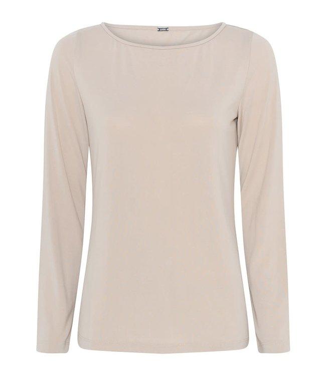 Gustav Jill slim t-shirt ivory