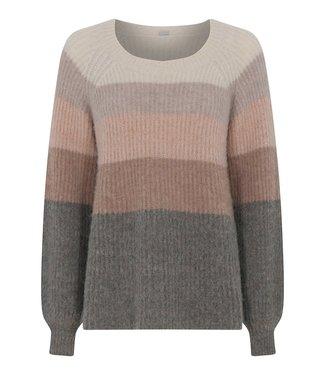 Gustav Fenya A-shaped knit hazelnut
