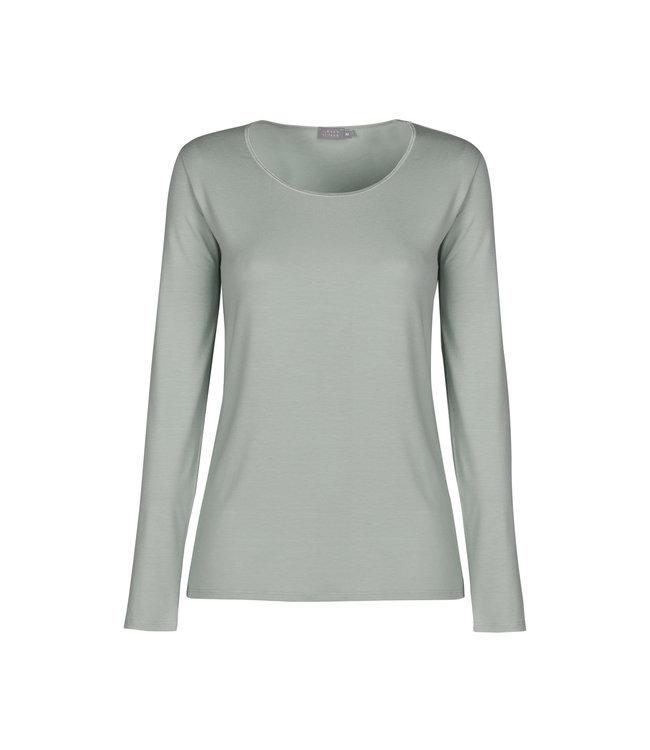 No Man's Land T-shirt soft jade