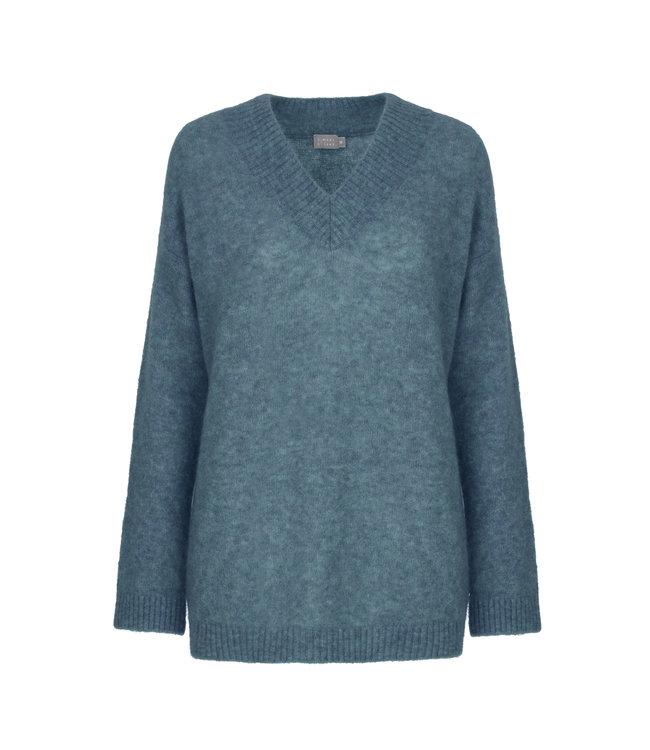 No Man's Land Sweater Soft jade