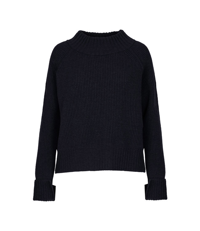 No Man's Land Sweater dark sapphire