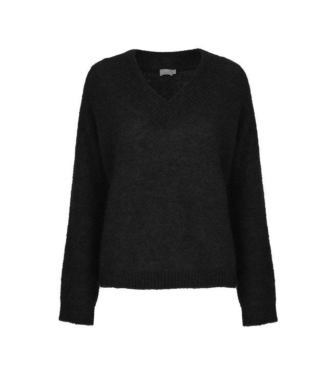 No Man's Land Sweater core black