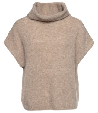 No Man's Land Knit top S biscuit