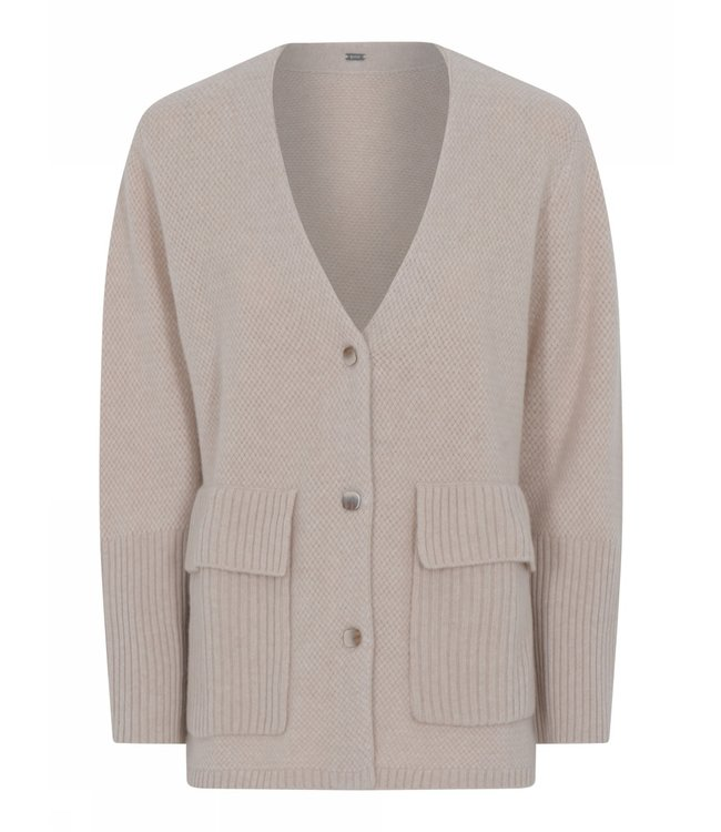 Gustav Funda knit cardigan off-white