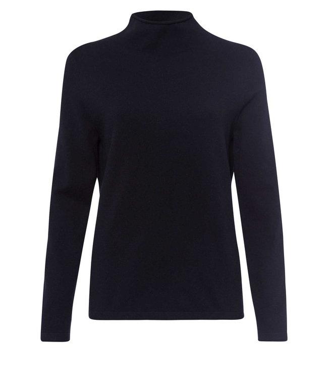 Marc Aurel Sweater turtle black