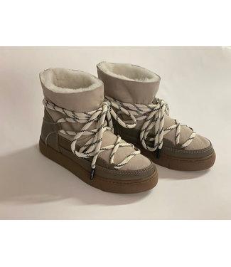 EST'SEVEN Est'Mouton Boots Simply Taupe