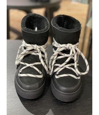EST'SEVEN Est'Mouton Boots Black