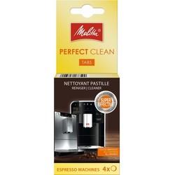 MELITTA Perfect Clean Reinigingstabletten - 4 stuks