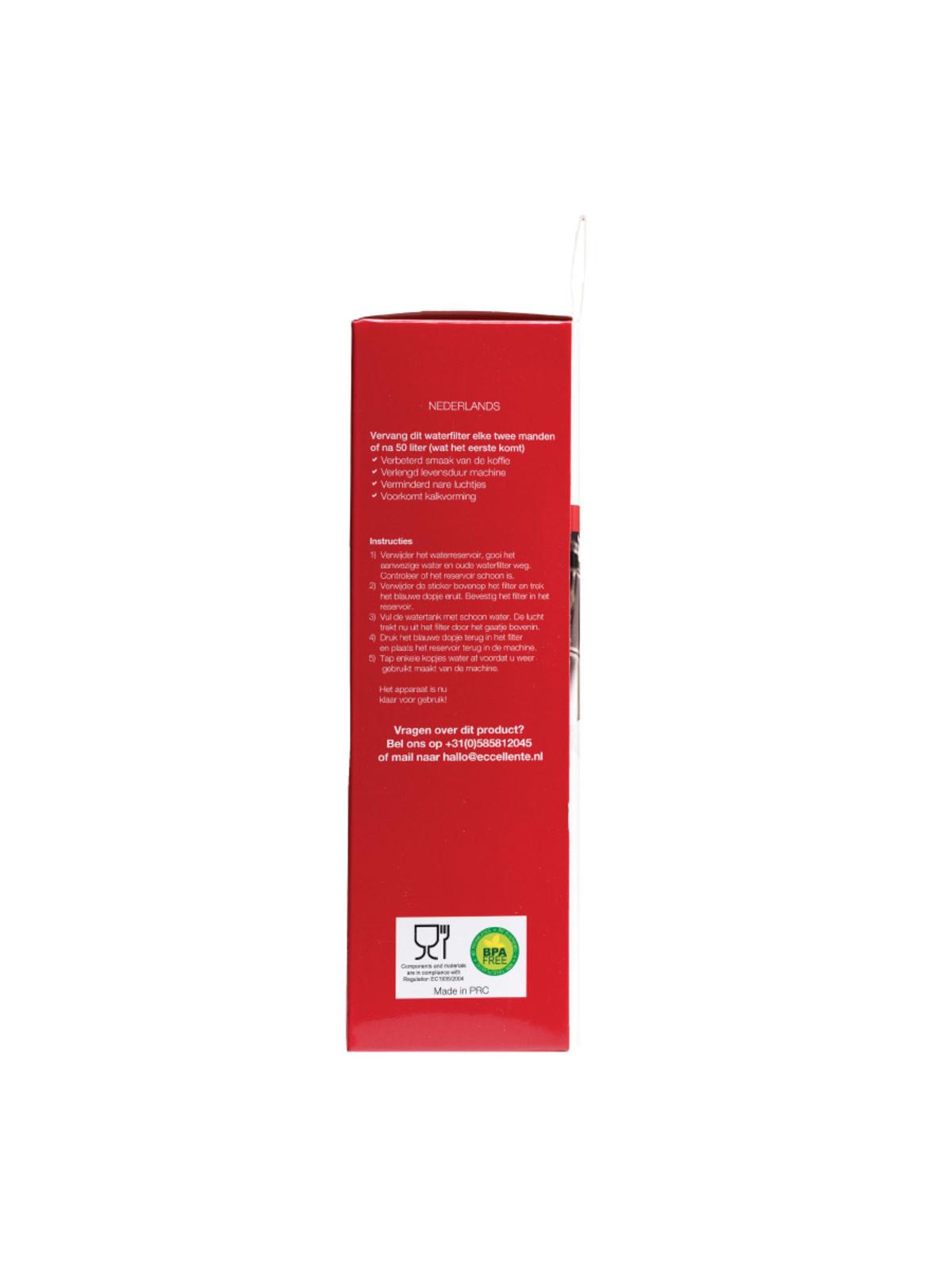 ECCELLENTE Waterfilter voor Solis Type 1018