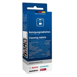 SIEMENS Cleaning Tablets (10 pcs)