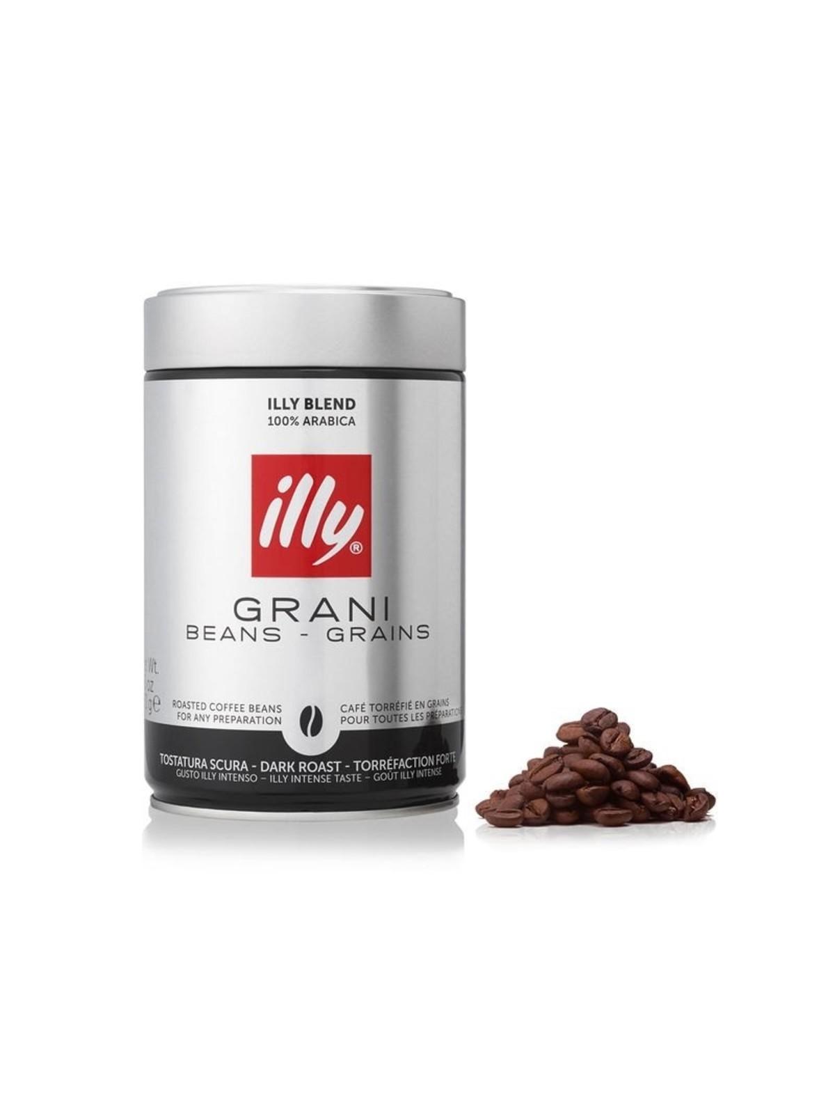 ILLY Espressobonen Donkere Branding - 250gram