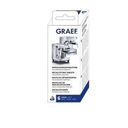 GRAEF ontkalkingstabletten - 6 stuks