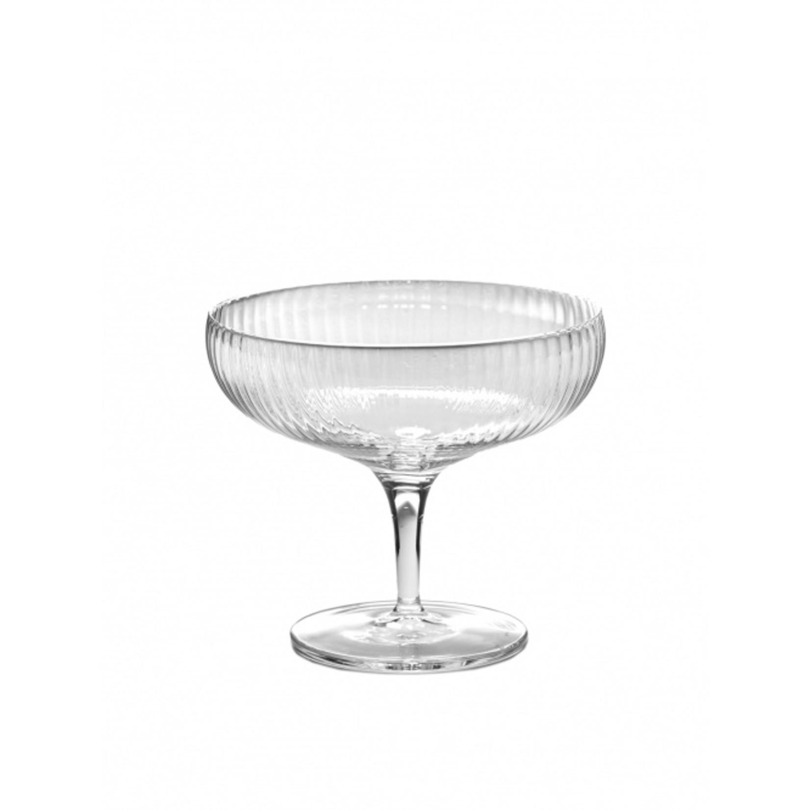 Sergio Herman Inku Champagne coupe Inku