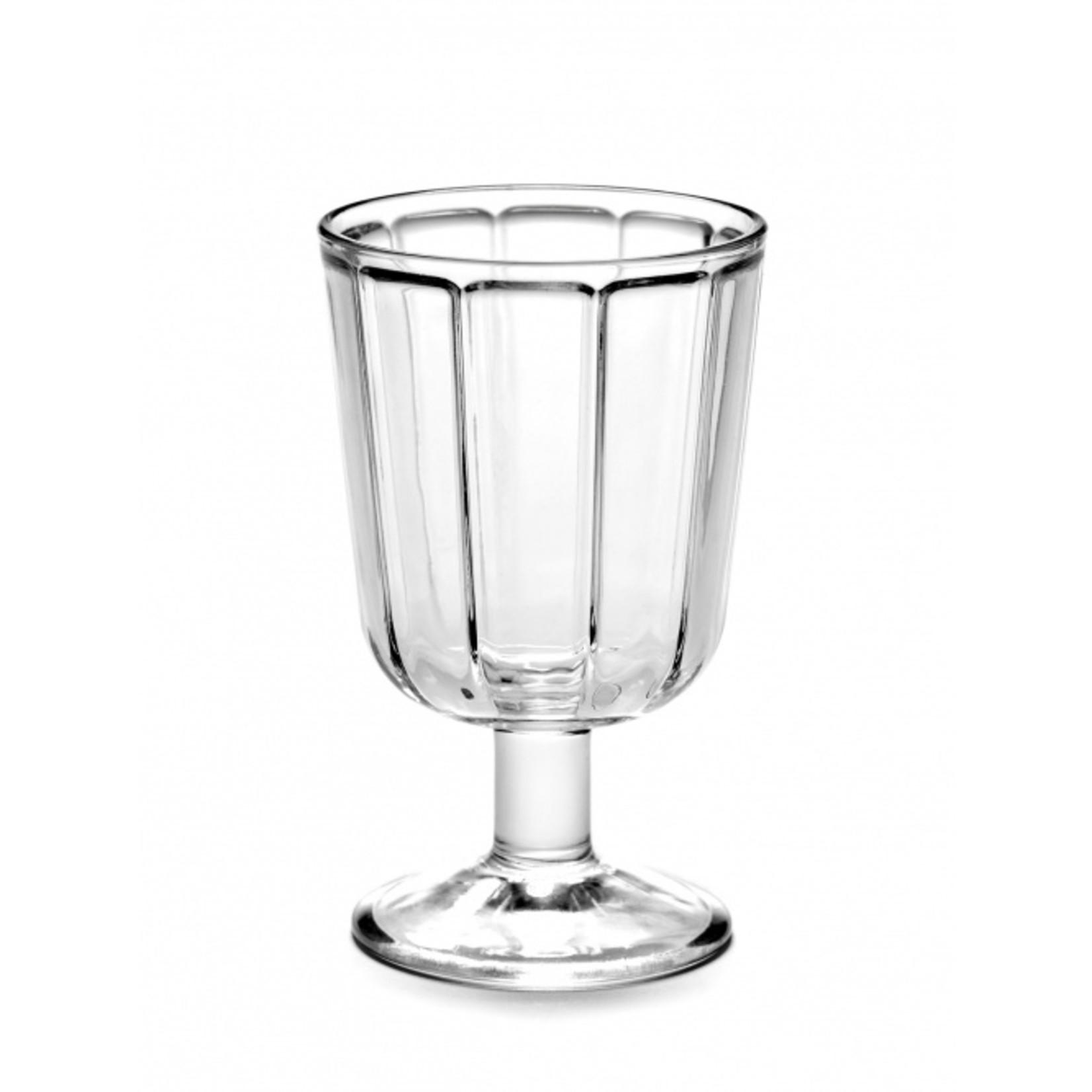 Sergio Herman Surface Wittewijn glas Surface