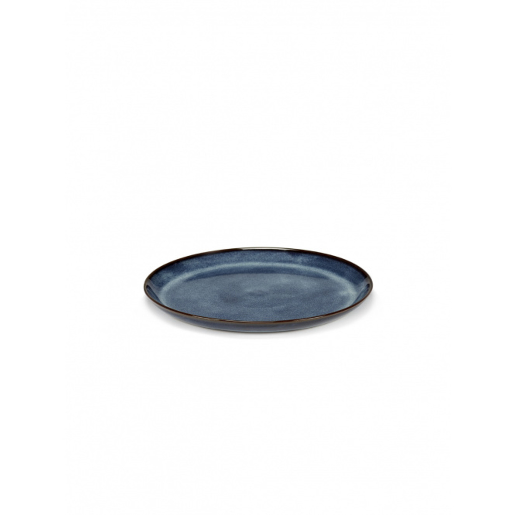 Pascal Naessens collection Pure blue Bord Pure dark blue glazed