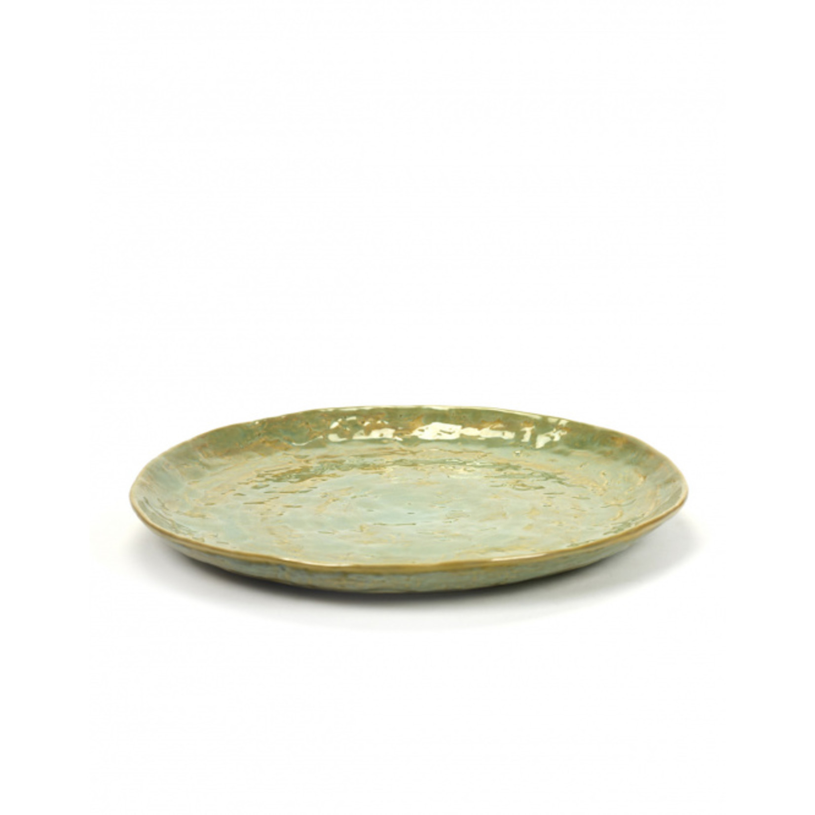 Pascale Naessens collection Pure Bord zeegroen