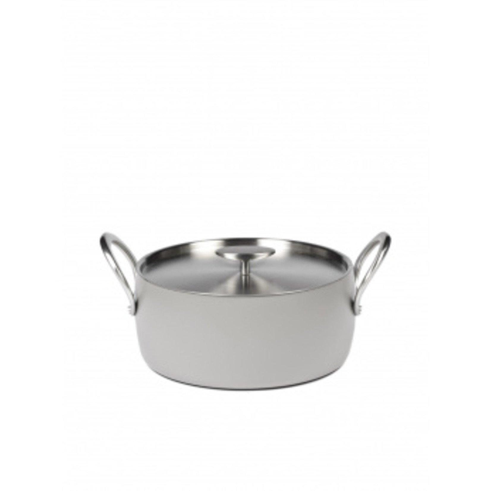 Pascale Naessens collection Pure Anti-kleef kookpot Aluminium 5 l