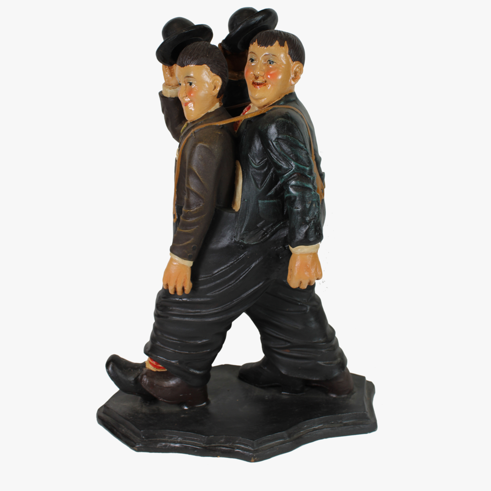 Polydeco POLYESTER LAUREL & HARDY