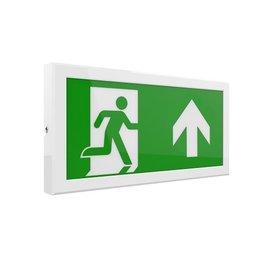 EM - Kosnic Kalem LED opbouw noodverlichting wit, vluchtwegverlichting en anti-paniekverlichting, 5W