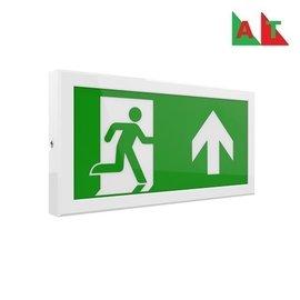 EM - Kosnic Kalem LED opbouw noodverlichting wit, vluchtwegverlichting en anti-paniekverlichting, 5W met zelftest