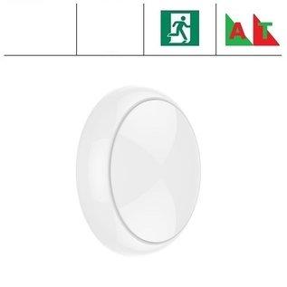 EM - Kosnic Polo LED, 11W, 4000K, noodverlichting (optie: zelftest), trappenhuis en halverlichting (optie: met bewegingssensor ON/OFF of ON/DIM en lichtsensor)