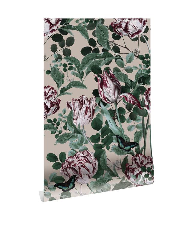 Behang Bold Botanics, 97.4 x 280 cm