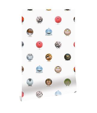 Wallpaper Animal Marbles, 97.4 x 280 cm