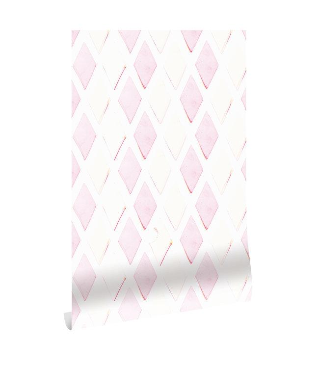 Wallpaper Marshmallows, 146.1 x 280 cm